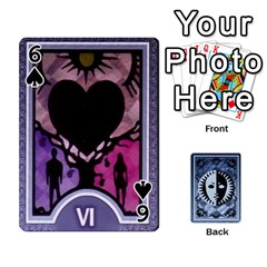 Persona Playing Cards By Anon   Playing Cards 54 Designs   R7f6e23xdd2v   Www Artscow Com Front - Spade6
