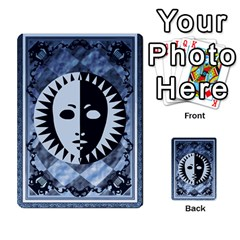 Persona Playing Cards By Anon   Playing Cards 54 Designs   R7f6e23xdd2v   Www Artscow Com Back