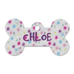 Chloe - Dog Tag Bone (Two Sides)