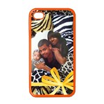 children - Apple iPhone 4 Case (Color)