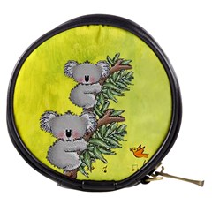 Koala Mini Make Up Bag By Suzie   Mini Makeup Bag   Aedyqyfo92iw   Www Artscow Com Front