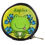 Frog Mini Make up bag - Mini Makeup Bag