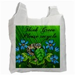 think Green Recycle bag - Recycle Bag (One Side)