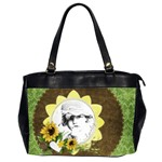 Oversize Office Handbag (2 sides) Sweet Summer