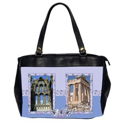 Iris 2 Office Bag (2 Sided) By Deborah   Oversize Office Handbag (2 Sides)   96noz9i2b6xy   Www Artscow Com Front