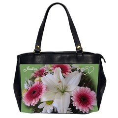 My Summer Oversize Office Bag (2 Sided) By Deborah   Oversize Office Handbag (2 Sides)   5vuim3evcpxj   Www Artscow Com Front
