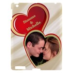 My Heart Apple iPad 3 Hardshell Case - Apple iPad 3/4 Hardshell Case