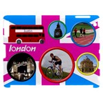 London 12 Apple iPad 2 (comp with smart cover) Hardshell - Apple iPad 2 Hardshell Case (Compatible with Smart Cover)