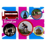 London 12 Apple iPad 3 Hardshell Case - Apple iPad 3/4 Hardshell Case