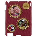 My Family Apple iPad Hardshell Case - Apple iPad 2 Hardshell Case