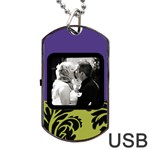 weddingusb - Dog Tag USB Flash (Two Sides)