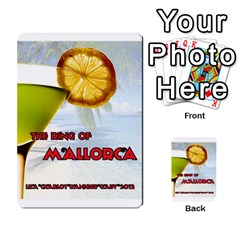 Mallorca By Gaby   Playing Cards 54 Designs   8it8vd8n8ozn   Www Artscow Com Back