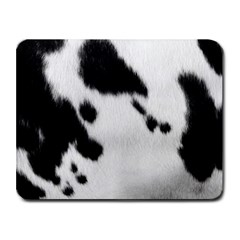 Cow Print	 Small Mousepad by animalPrint
