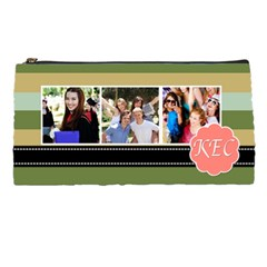 Monogram Pencil Case By Lmrt   Pencil Case   Jzyz68hy5mvm   Www Artscow Com Front