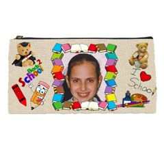 Books Pencil Case By Malky   Pencil Case   H2kgzre9c5fw   Www Artscow Com Front