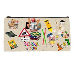 Pencil Case By Malky   Pencil Case   Aigh38kdopop   Www Artscow Com Front