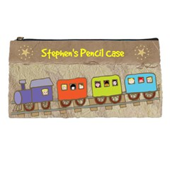 Train Pencil Case By Kim Blair   Pencil Case   Fzt54gb69ta2   Www Artscow Com Front
