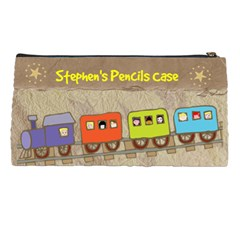 Train Pencil Case By Kim Blair   Pencil Case   Fzt54gb69ta2   Www Artscow Com Back