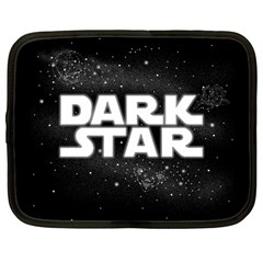 dark star one side 12  netbook case Netbook Case (Large)	 by duramatters
