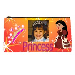 Princess Pencil Case By Kim Blair   Pencil Case   059qdcrbjrba   Www Artscow Com Front