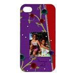 Phone roses - Apple iPhone 4/4S Premium Hardshell Case
