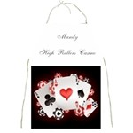 Mandy no 2-Casino - Full Print Apron