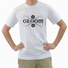 team groom stag and doe shirt by Patricia W Front