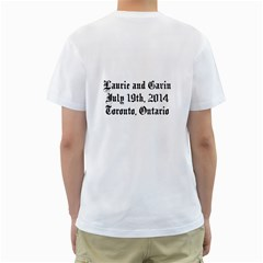 team groom stag and doe shirt by Patricia W Back