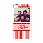 mom - Apple iPhone 4 Case (White)