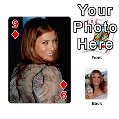 Kate Playing Cards By Karen   Playing Cards 54 Designs   C9joovjddwhq   Www Artscow Com Front - Diamond9