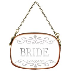 Bride Chain Purse By Kim Blair   Chain Purse (two Sides)   2lzueohhu4ja   Www Artscow Com Front