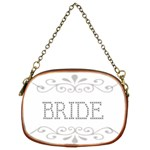 Bride Chain Purse - Chain Purse (Two Sides)