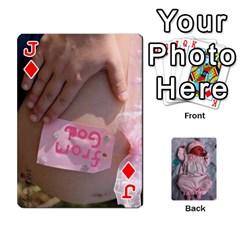 Jack Ava By Amy   Playing Cards 54 Designs   Ph98qa6j77da   Www Artscow Com Front - DiamondJ