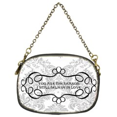 bride purse by Patricia W Back