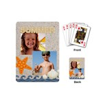 summer - Playing Cards (Mini)