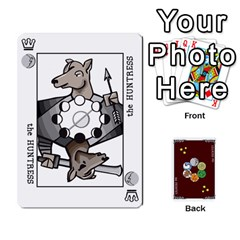 The Decktet   Red Back By John   Playing Cards 54 Designs   Oita1lgwpzp4   Www Artscow Com Front - Heart2