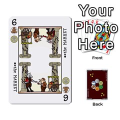 King The Decktet   Red Back By John   Playing Cards 54 Designs   Oita1lgwpzp4   Www Artscow Com Front - HeartK