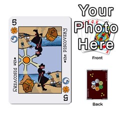 The Decktet   Red Back By John   Playing Cards 54 Designs   Oita1lgwpzp4   Www Artscow Com Front - Diamond2