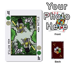 The Decktet   Red Back By John   Playing Cards 54 Designs   Oita1lgwpzp4   Www Artscow Com Front - Diamond5