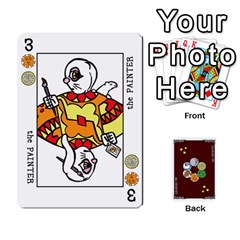 The Decktet   Red Back By John   Playing Cards 54 Designs   Oita1lgwpzp4   Www Artscow Com Front - Diamond10