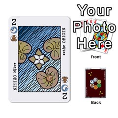 Jack The Decktet   Red Back By John   Playing Cards 54 Designs   Oita1lgwpzp4   Www Artscow Com Front - DiamondJ