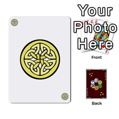 The Decktet   Red Back By John   Playing Cards 54 Designs   Oita1lgwpzp4   Www Artscow Com Front - Club3
