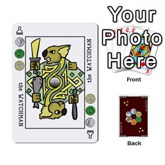 The Decktet   Red Back By John   Playing Cards 54 Designs   Oita1lgwpzp4   Www Artscow Com Front - Spade10