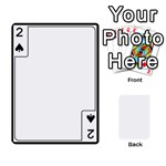 Card Border - 54 Designs - Playing Cards 54 Designs