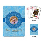our memory - Playing Cards Single Design