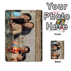 Go Fish Stebbins By Debbie Magistrado   Multi Purpose Cards (rectangle)   D9dpygfqjvx9   Www Artscow Com Back 47