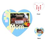 mom - Playing Cards (Heart)