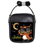 Owl Girls sling - Girls Sling Bag