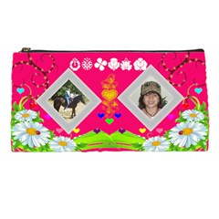 Melody By Kim Blair   Pencil Case   X7qv90tdniwb   Www Artscow Com Front