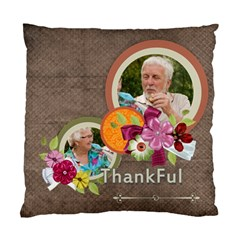 Thank You By Joely   Standard Cushion Case (two Sides)   1biwahvzp8za   Www Artscow Com Front